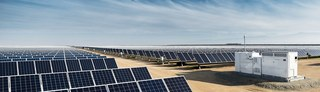 SMA solutions for PV power plants: Maximum flexibility for successful projects