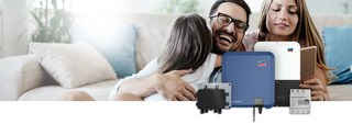 SMA Residential Solutions -  Switch on to your solar future - Powered by the new SUNNY TRIPOWER
