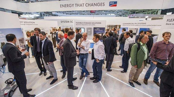 Get the Most out of Energy – SMA Presents Its New Energy Solutions at Intersolar 2017