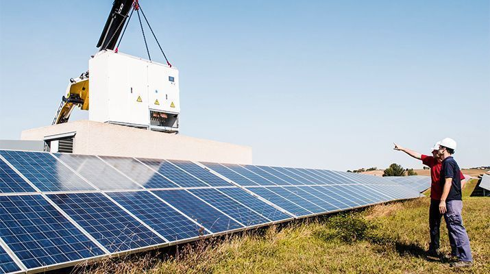 SMA Repowering Making PV Power Plants Fit for the Future