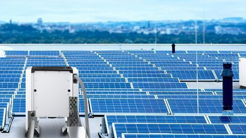 Commercial PV solutions - SMA Solar Technology AG