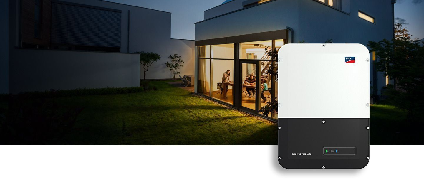 SUNNY BOY STORAGE 3.7 / 5.0 / 6.0 - Convenient solar power supply for your home